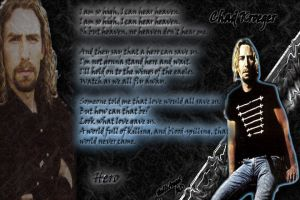 Hero Chad Kroeger nickelback by Hauntedangeleyes
