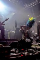 Alissa White-Gluz headbang by Femto-Pjd