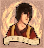 prince Zuko by re-flamed