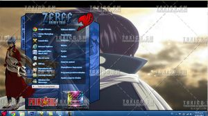 Temas Windows 7 Zeref by ToxicoSM