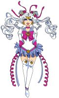 Sailor Mithra FIN by Wildnature03