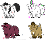 10 Point Adoptables (OPEN) by CapnAdopts