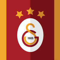 Flat Galatasaray Logo by PARGOdesign