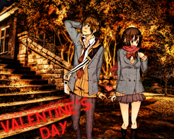 Valentine's Day Special: WALLPAPER by Silas-Tsunayoshi