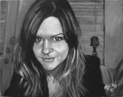 maren morris painting by cliford417