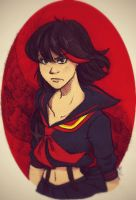 Ryuko Matoi by Toniic