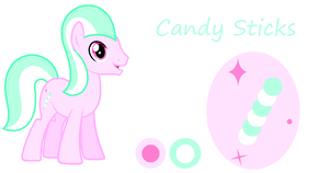 Candy Sticks by VeteranPegasister