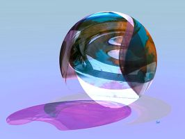 Glass ball bryce by sed