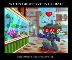 Insecticons: Crossover FAIL by The-Starhorse