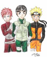 Shinobi Alliance by Xiaomei23