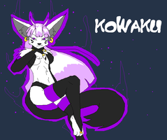 Kowaku by Metal-Kitty