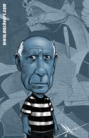 Picasso by Mecho