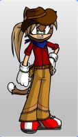 Shawn Michaels as a Sonic Char by Gurahk2