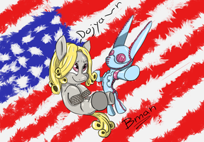 Mlp - funny valentine by juankmlo