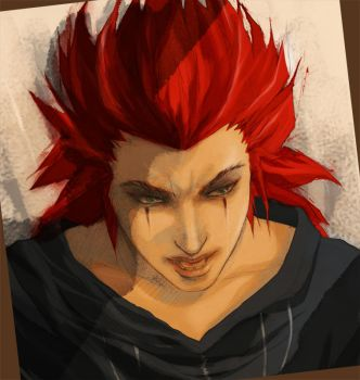 KH II: Axel by AlHambra