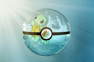 Pokeball Squirtle by roebot01