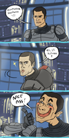 MassEffect: ASS EFFECT by sparkyHERO