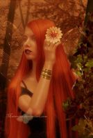 Orange Fairy by maiarcita