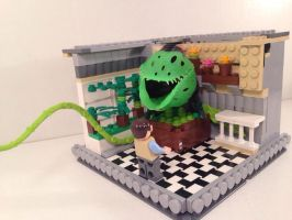 Little Shop of Horrors - Aurdey II by maniac4bricks