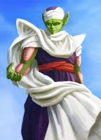 Piccolo by YusufZmirlin