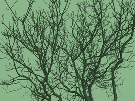 Branches - Green by Emily848