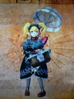 Agitha standard master quest costume by isaac77598