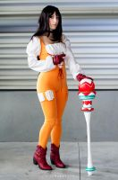Daga Cosplay - Final Fantasy IX by Selhin