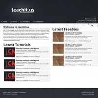 Teachit.us design by jackinnes