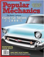 Mock Popular Mechanics Cover by Classikelly