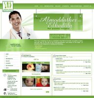 site for doctor by moslima