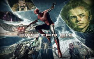 The Amazing Spider-Man and SINISTER SIX (FANMADE) by Herny9997