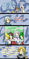 DISSIDIALAND - ...not a rose by himichu