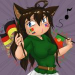 Go Germany...? by Biohazard-kirby