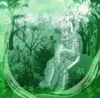 Forest Guardian by Liahona