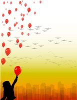 99 Red Balloons by MissKittyPTI