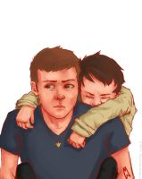 SPN: Deeen I'm Tired by Maddiwhoskis