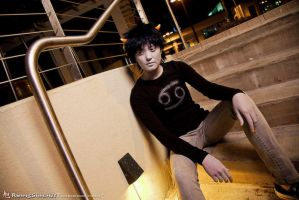 Homestuck: Karkat by elysiagriffin