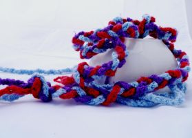 Woven Rope Belt .a. by Kimmy-of-the-Darkk