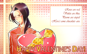 Hetalia - China's Valentines Card by JustMeBeingADork