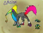 Uunca Prides: Arataki by Project-Ikara