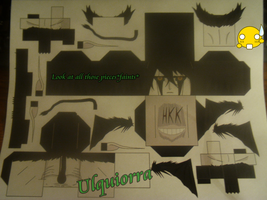 My Next Cubee: Ulquiorra by Levi-Ackerman-Heicho