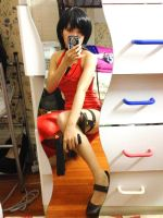 Ada Wong Preview by CrystalMoonlight1