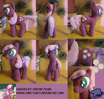 Cheerilee Custom Plush by SetariPlush