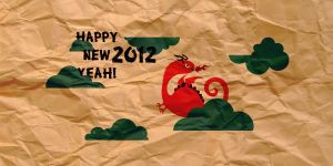 Happy new yeah! 2012 - ps by 2011991