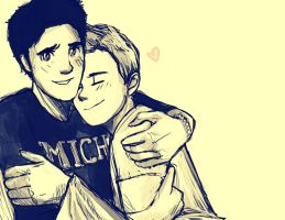 crisscolfer cuddles by Snowfest