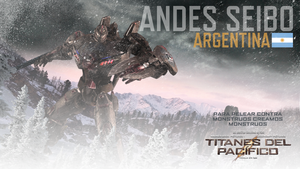 Pacific Rim Jaeger ANDES SEIBO by Neonight92