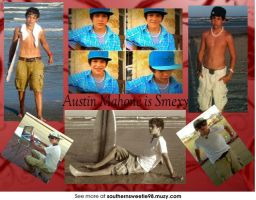 Austin Mahone is Smexy by omgluvya98