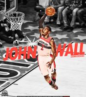 John Wall by lisong24kobe