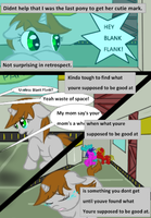 Of PipBucks and Cutie Marks Pg6 by VeraciousNeophyte