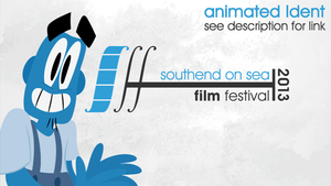 Southend Film Festival 2013 Animated Ident by GagaMan